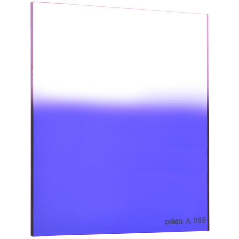 Cokin P669 Verlauf leuchtend Violett 2