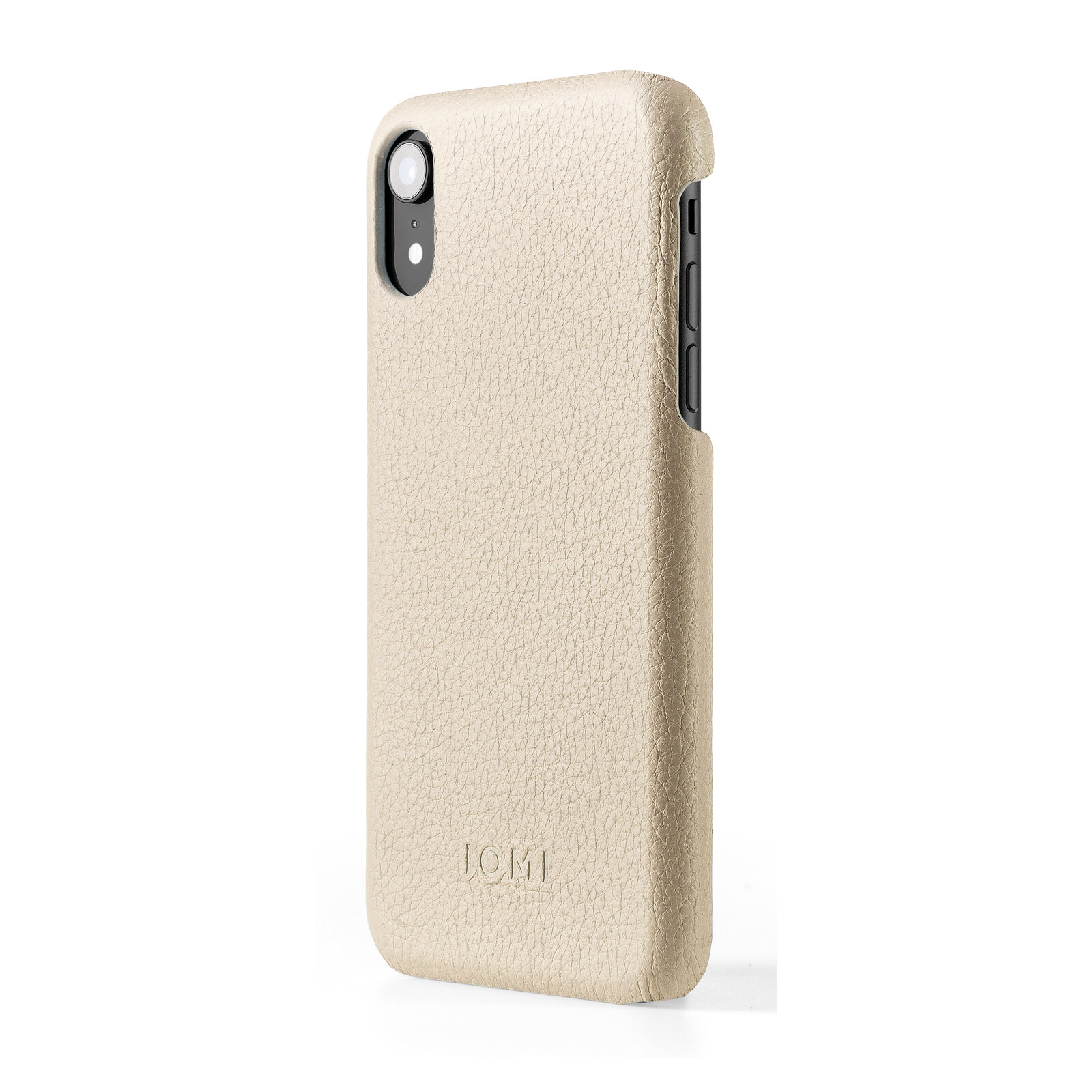 IOMI Backcover Apple iPhone XR beige