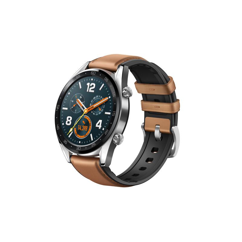 Huawei Watch GT Classic silber/braun