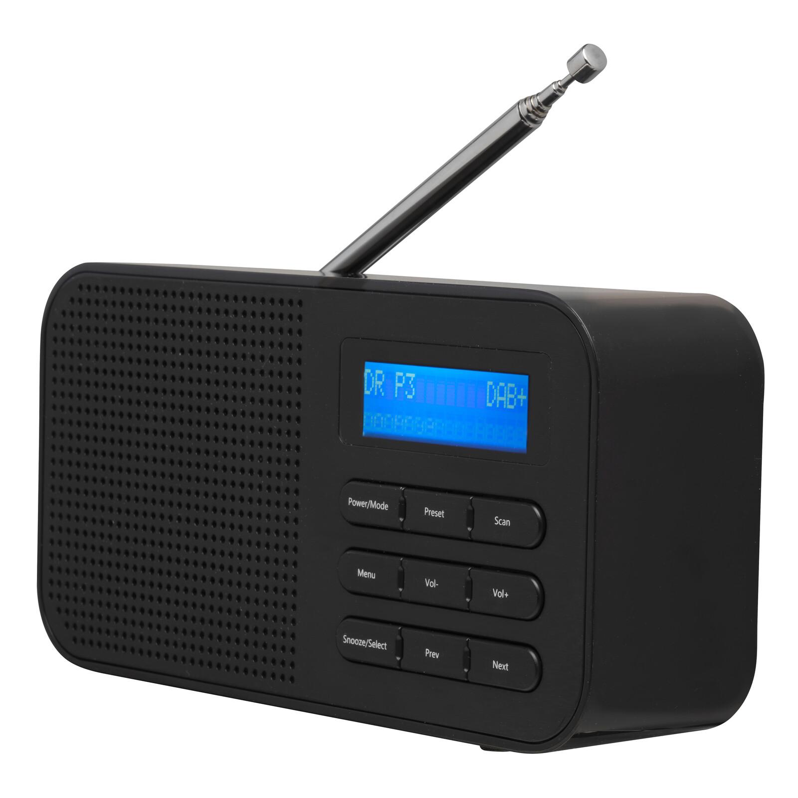 Denver DAB-42 DAB+ FM Radio
