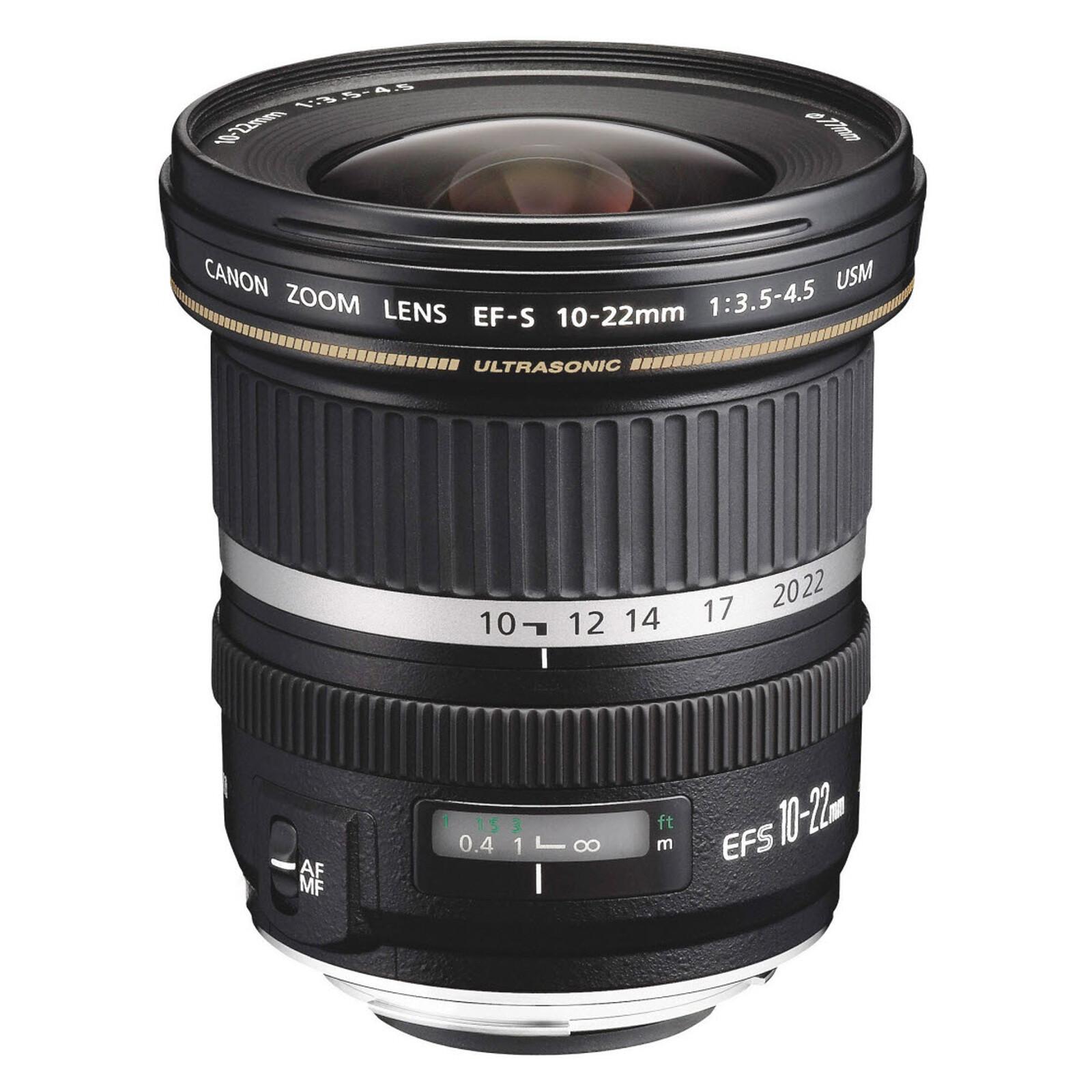 Canon EF-S 10-22/3,5-4,5 USM