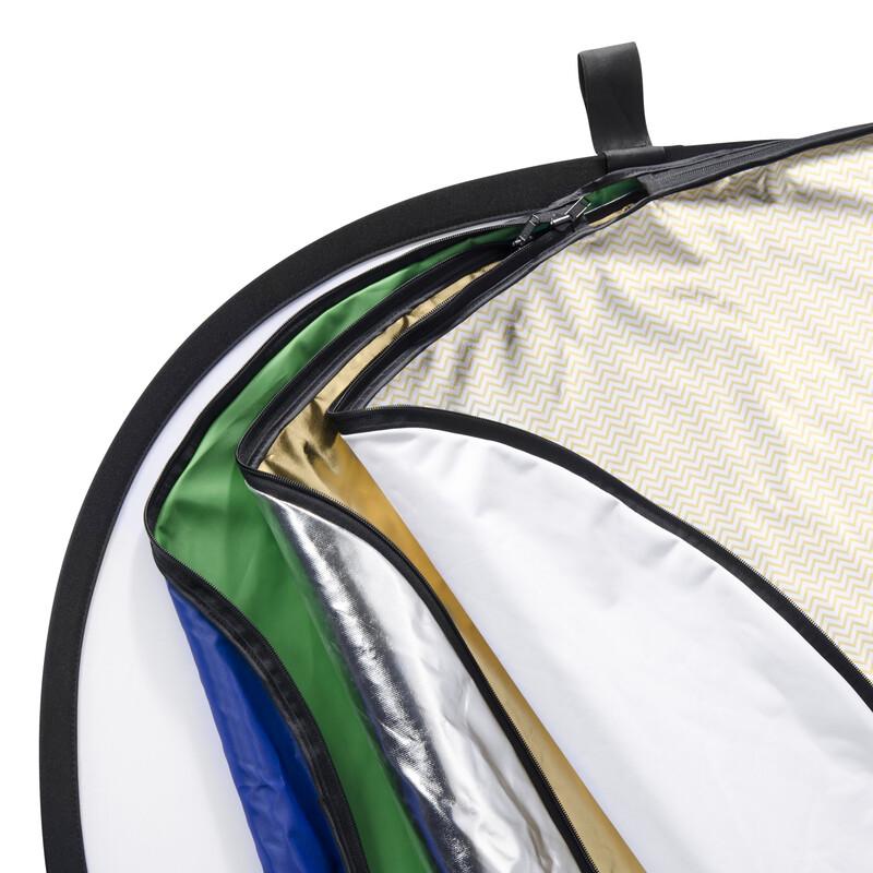 walimex 7in1 Faltreflektor Set, 102x168cm