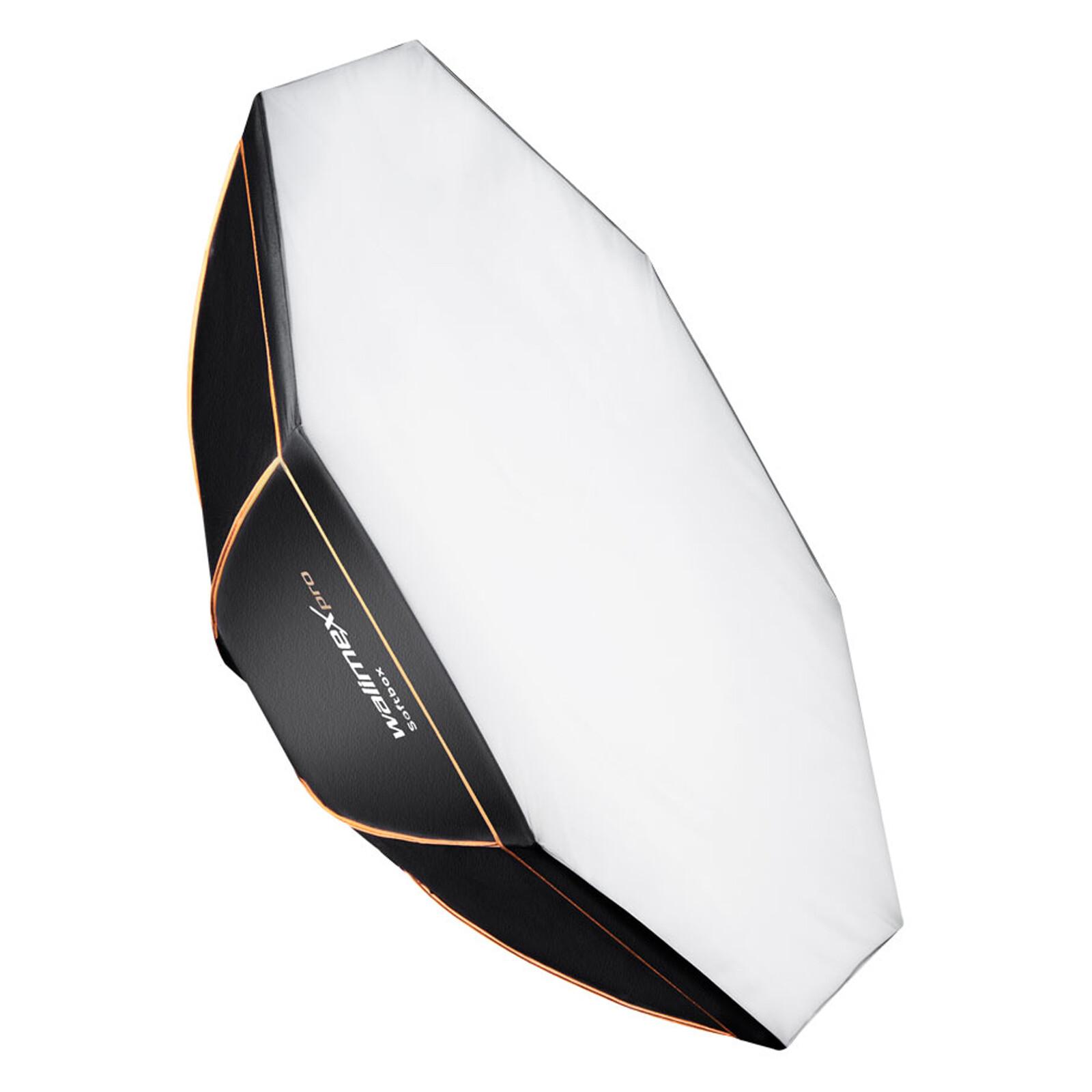 walimex pro Octagon Softbox OL Ø60 C&CR Serie