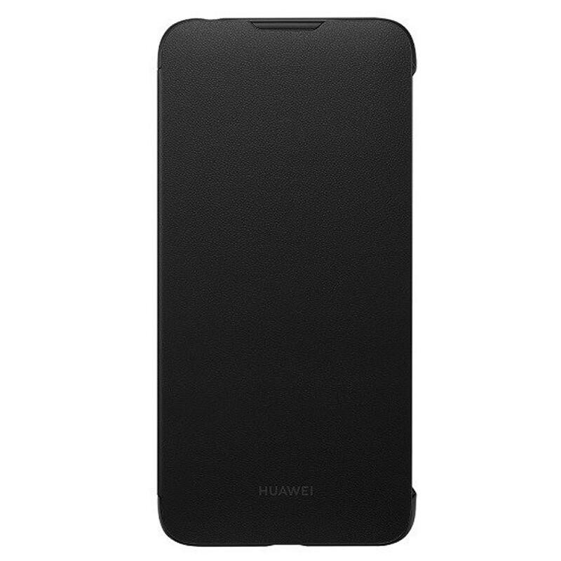 Huawei Book Tasche Original Y7 2019 schwarz
