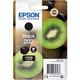 Epson 202 T02E1 Tinte Black 6,9ml