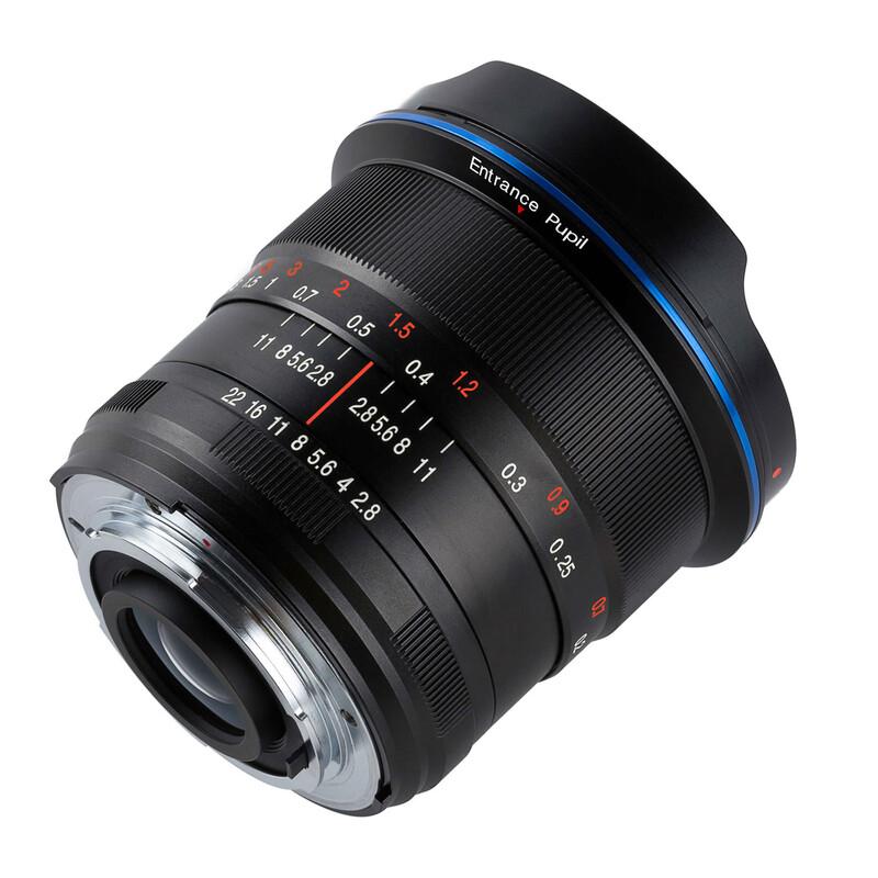 LAOWA 12/2,8 Zero-D Nikon Z