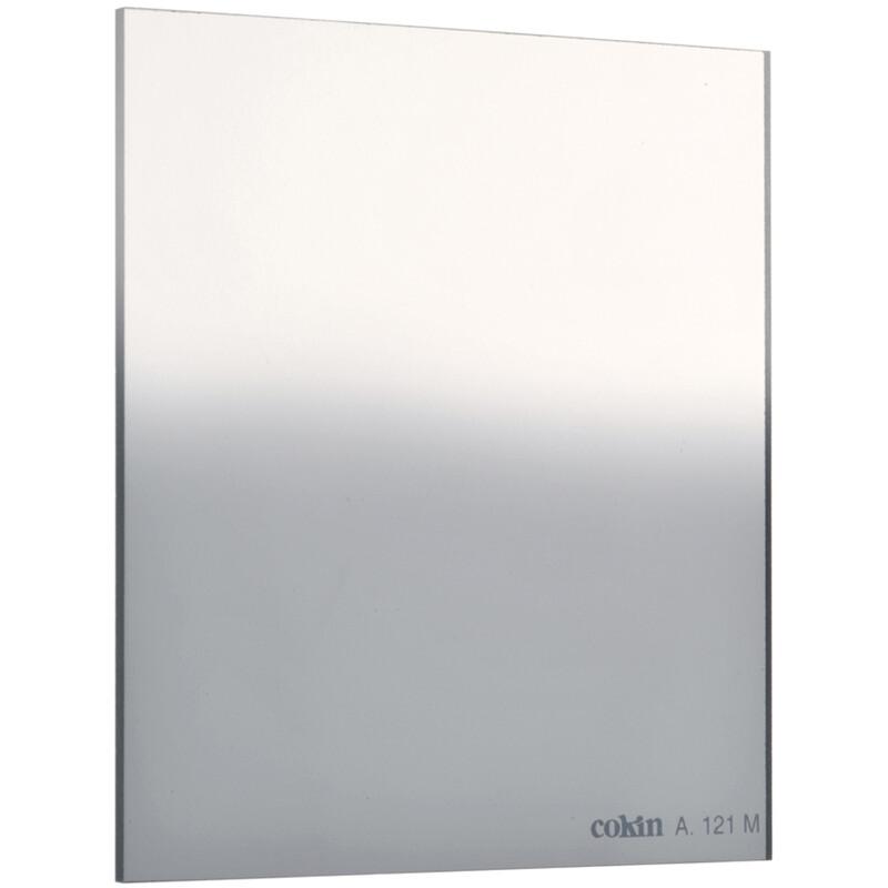 Cokin A121M Verlauf Grau G2M