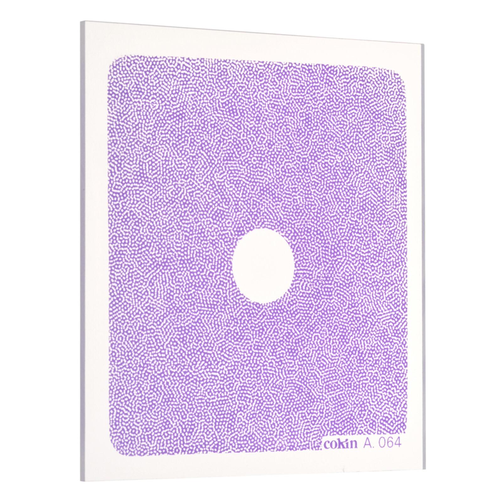 Cokin P064 Center Spot Violett