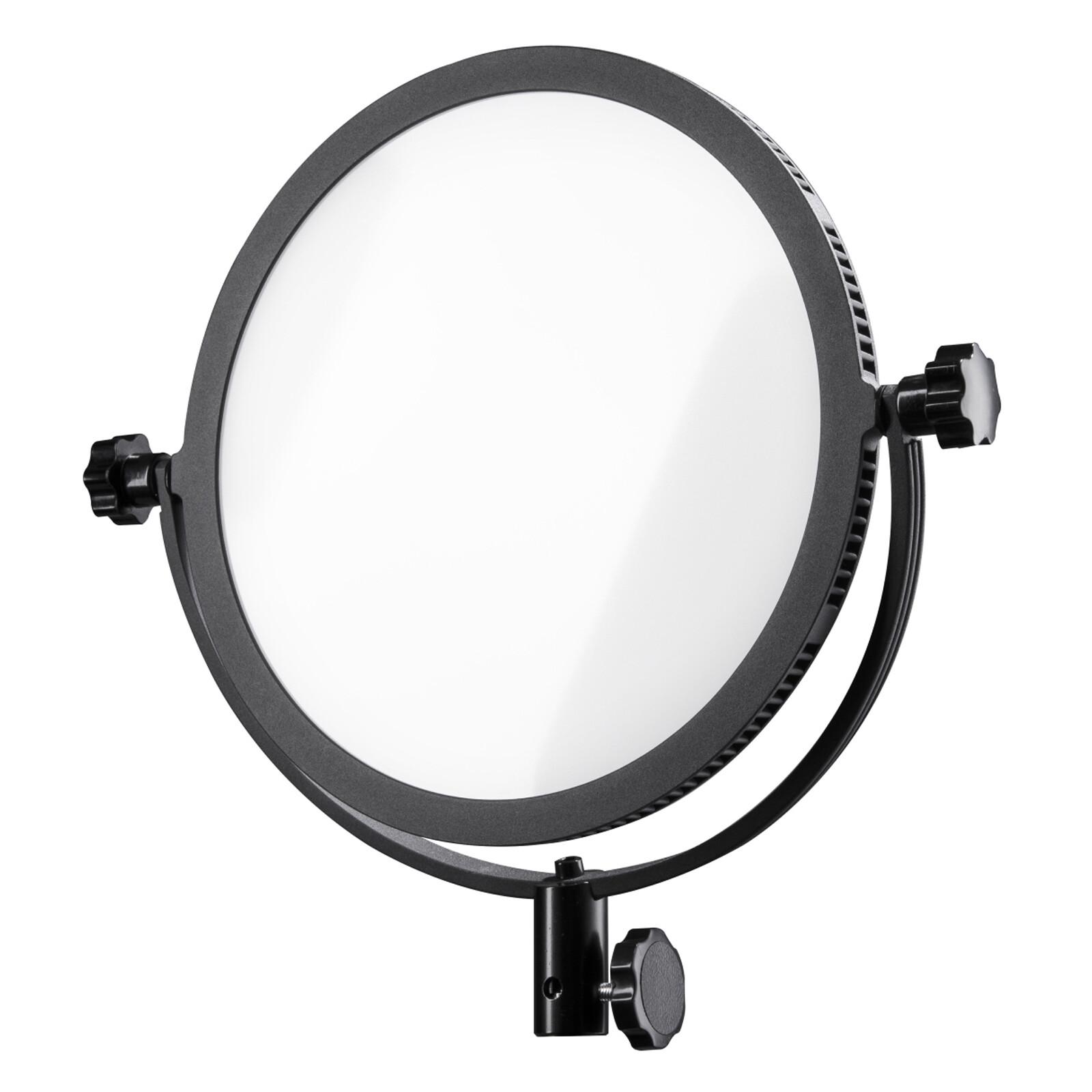 walimex pro Soft LED 300 Round Bi Color