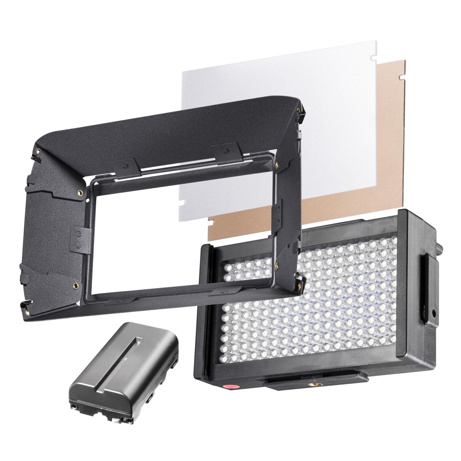walimex pro Foto/Video LED quare 170 Bi