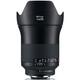Zeiss Milvus 25/1,4 ZF.2 Nikon + UV Filter