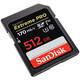 SanDisk SDXC 256GB Extreme Pro UHS-I 170MB/s Doppelpack
