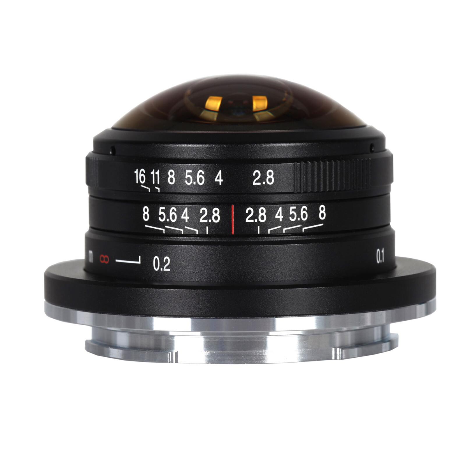 LAOWA 4/2,8 Circular Fisheye Sony E