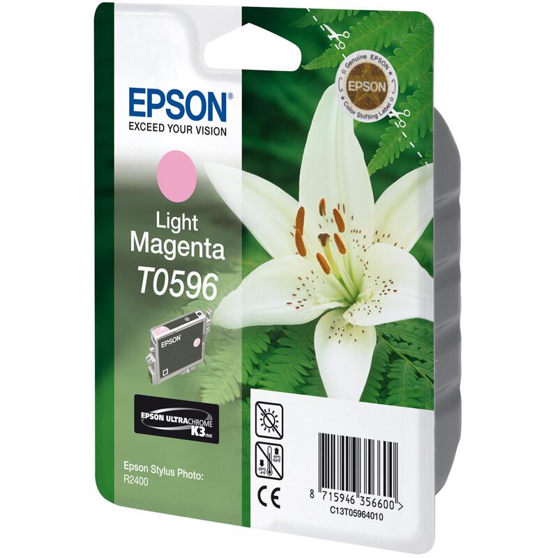 Epson T0596 Tinte Light Magenta 13ml