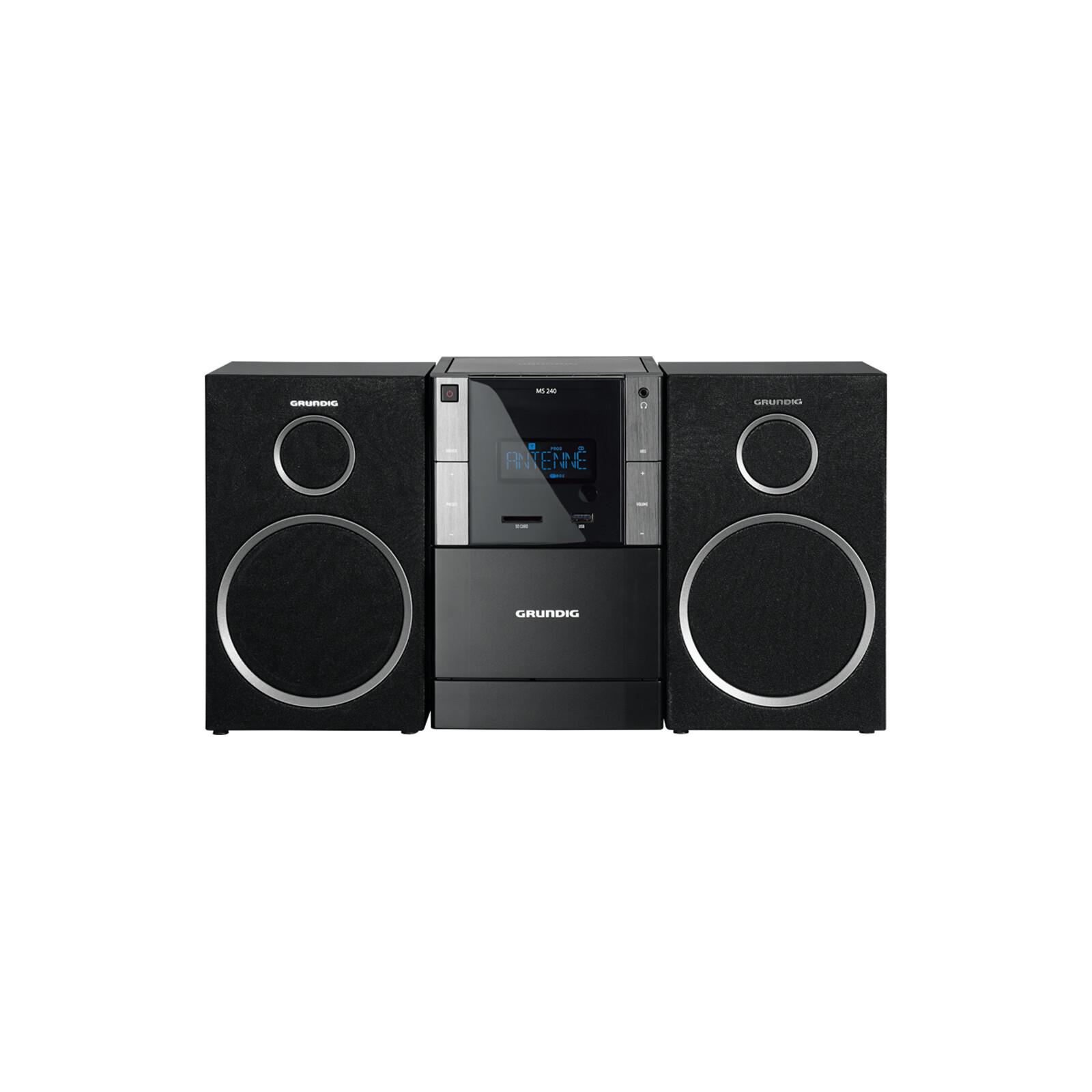 Grundig MS 240 Stereoanlage mit Kassette