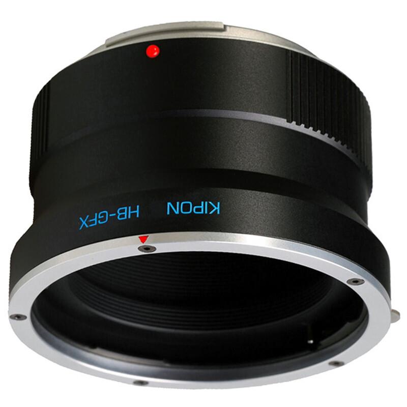 Kipon Adapter für Hasselblad auf Fuji GFX