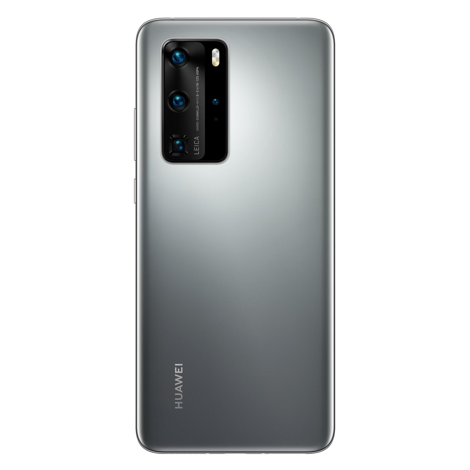Huawei P40 Pro 256GB silver frost Dual-SIM