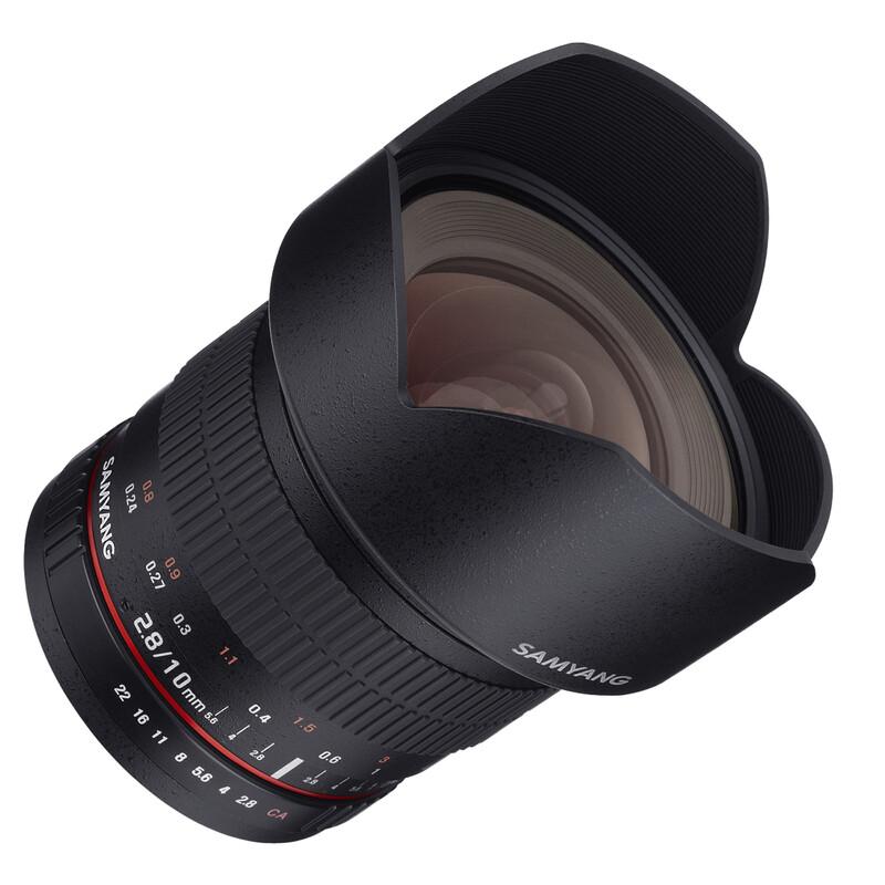 Samyang 10/2,8 APS-C Sony A