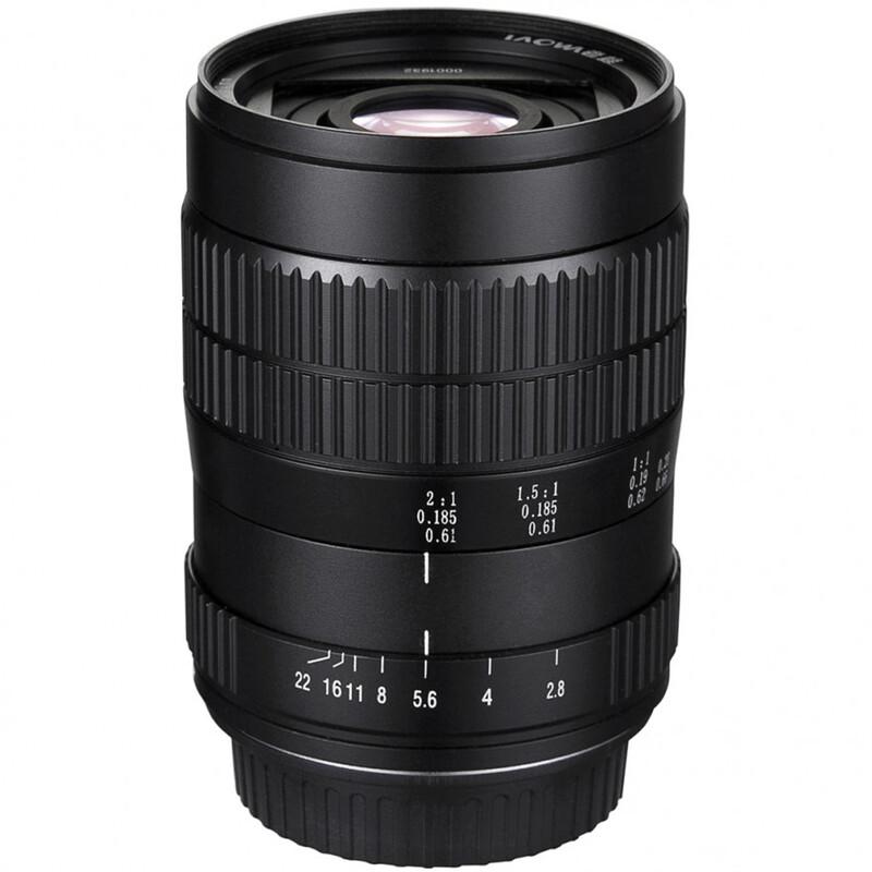 LAOWA 60/2,8 Ultra Makro Canon EF