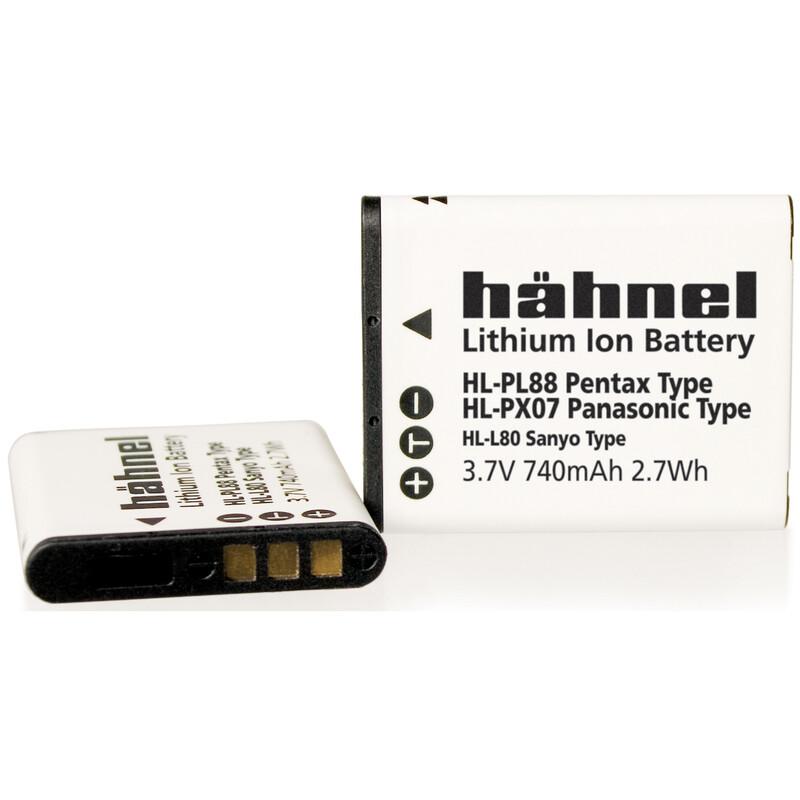 Hähnel Pentax D-Li88 Akku