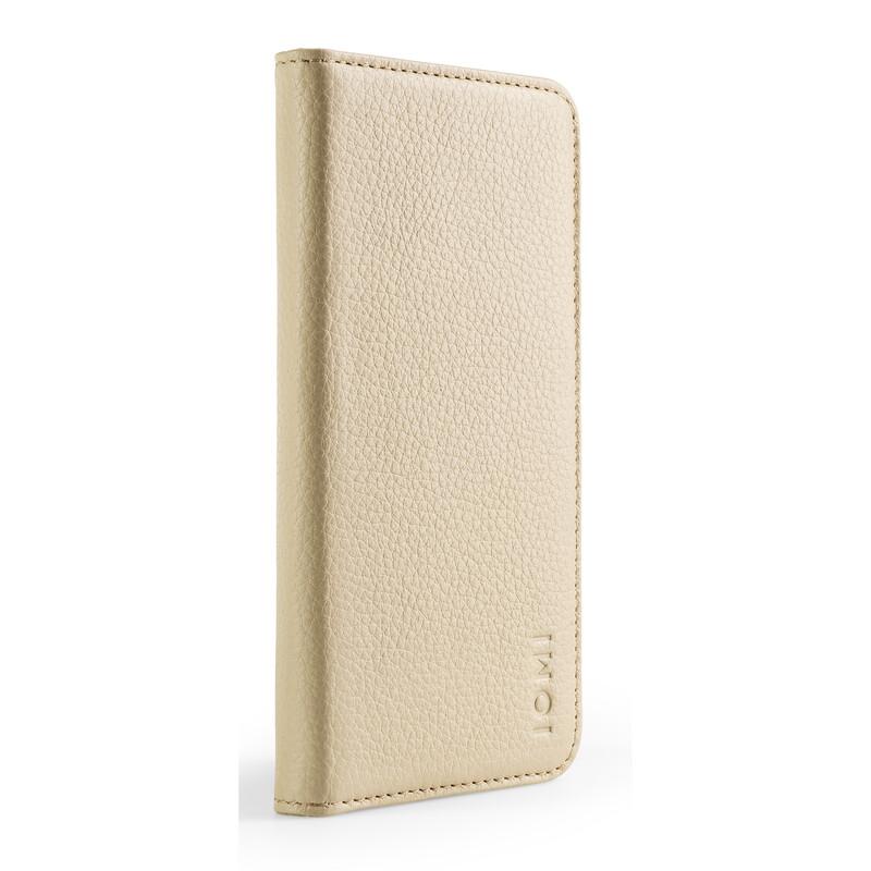 IOMI 2in1 Book Case Apple iPhone 7/8 beige