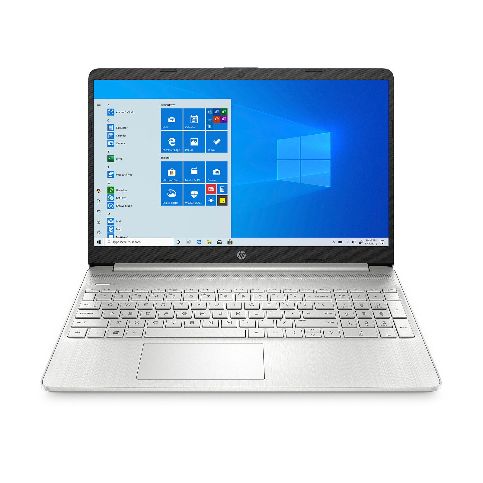 HP 15s-eq1810ng Ryzen 3/8GB/512GB SSD/15,6 FHD Notebook