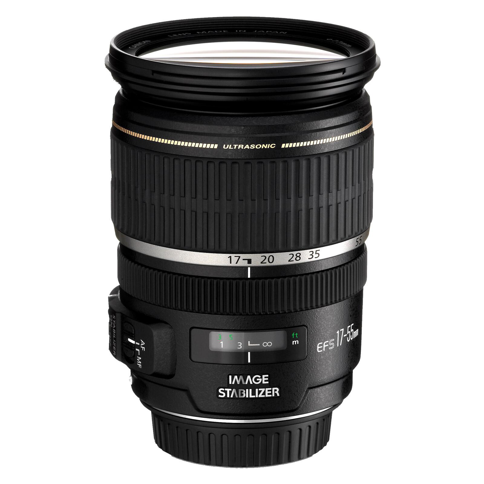 Canon EF-S 17-55/2,8 IS USM + UV Filter