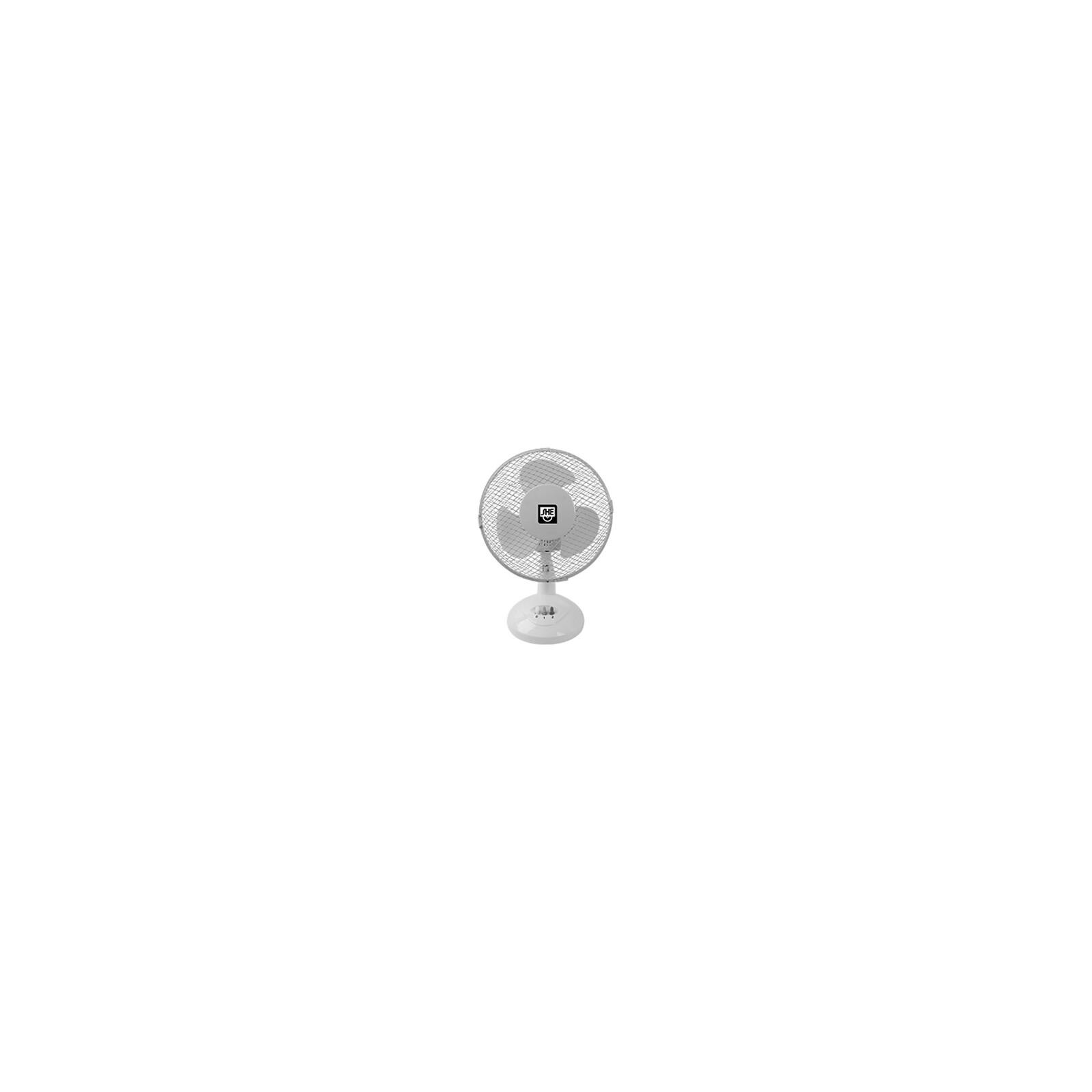 SHE Tischventilator SHE23TI1901 23cm