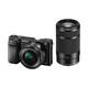 Sony ALPHA 6000+SELP 16-50/3,5-5,6 OSS PZ+SEL 55-210/4,5-6,3