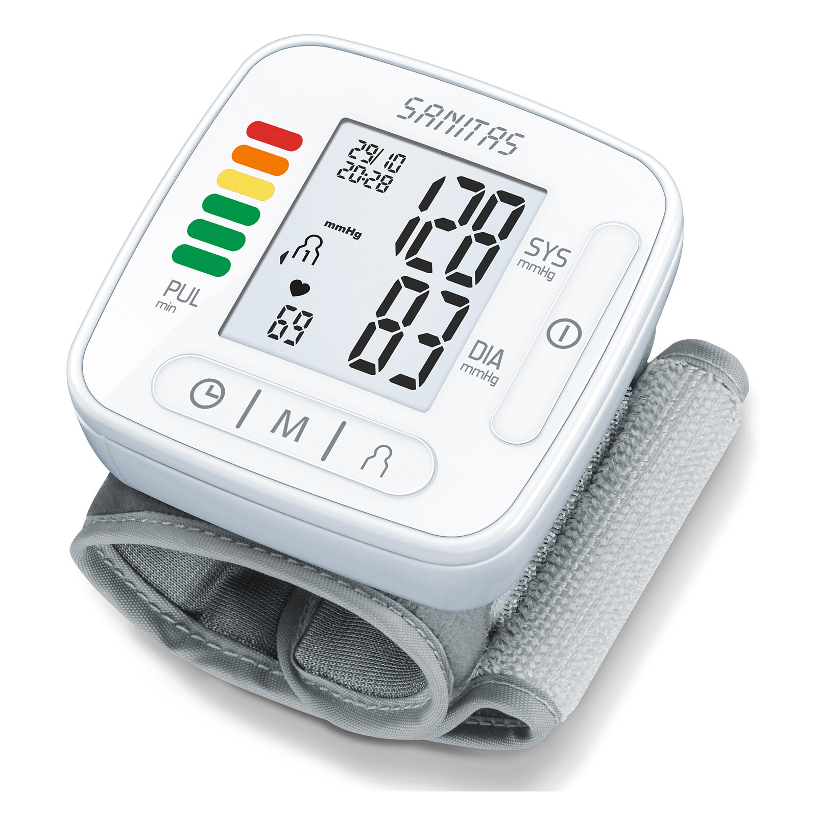 Sanitas SBC 22 Blutdruckmessgerät Handgelenk