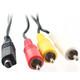 AGI 14360 Audio/Videokabel Sony VMC-15FS