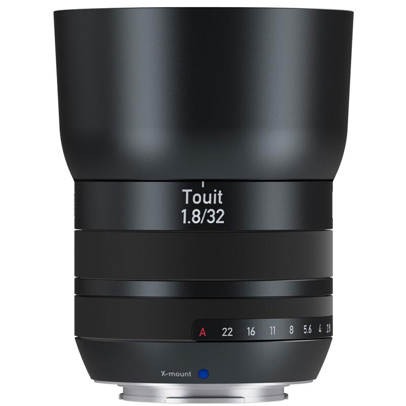 Zeiss Touit 32/1,8 Fuji X-Mount + UV Filter