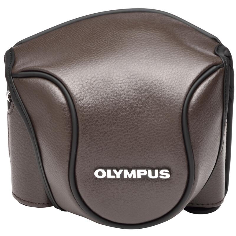 Olympus CSCH-118 Tasche Brown