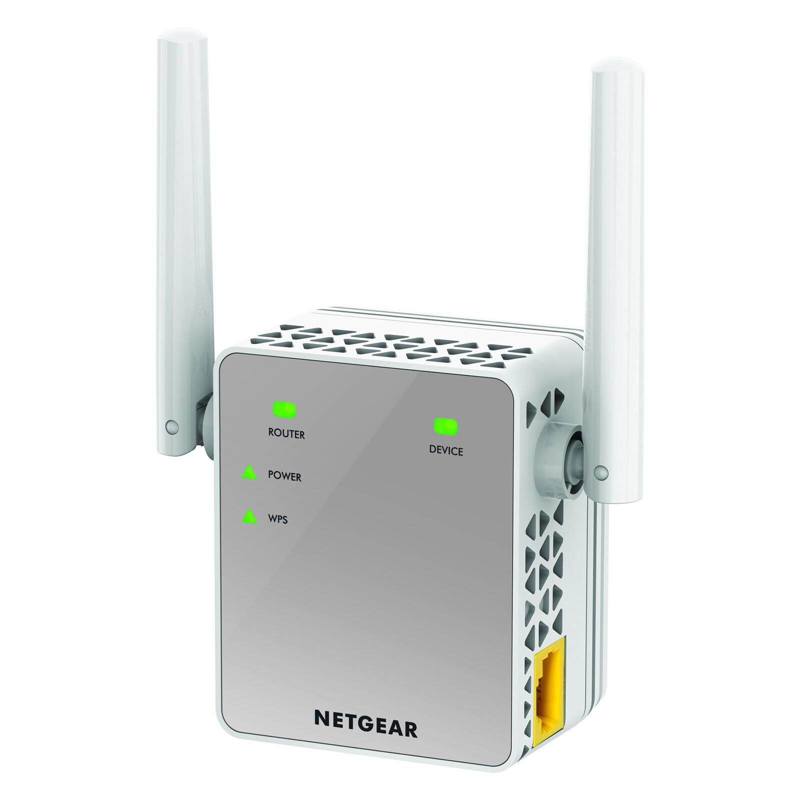 Netgear AC750 WLAN Range Extender EX3700