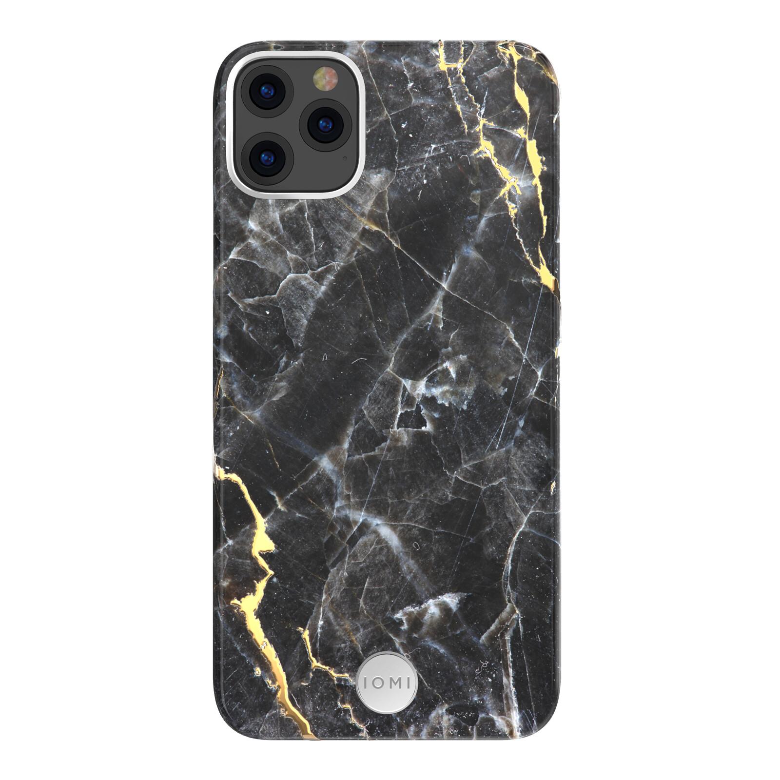 IOMI Back Design Apple iPhone 11 Pro marble black