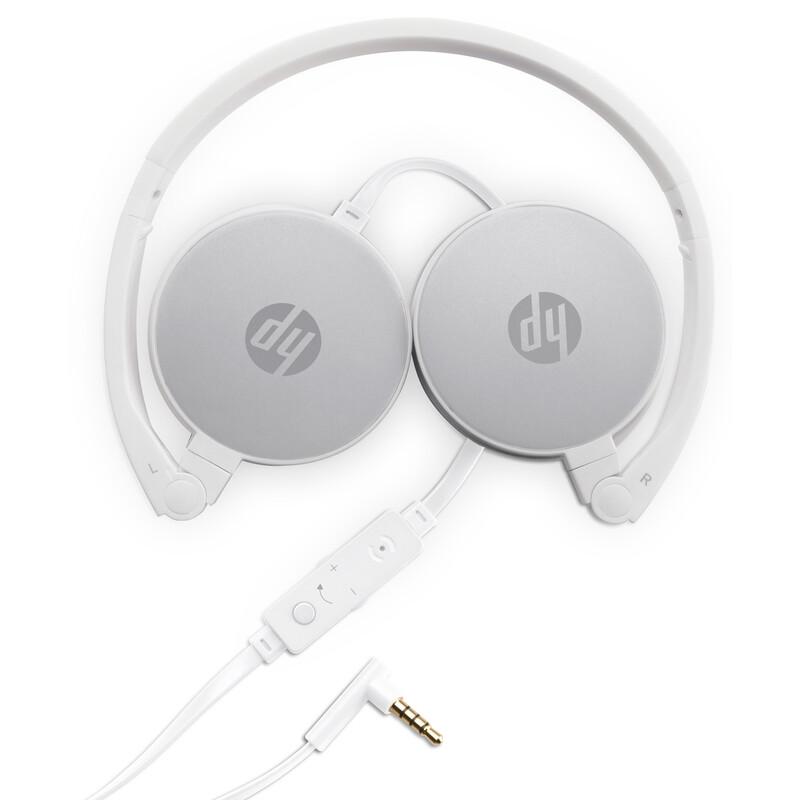 HP 2800 P Headset silber