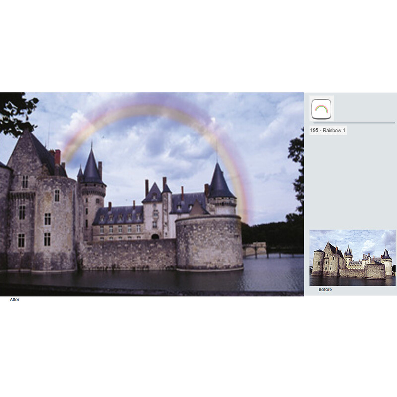 Cokin A195 Regenbogen 1