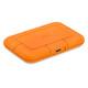 LaCie Rugged SSD 500 GB USB 3.1 Typ-C, Rescue
