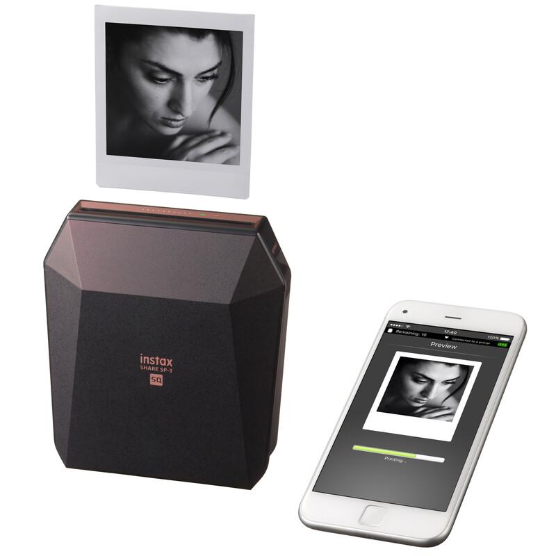 Fujifilm Instax Share SP-3 schwarz