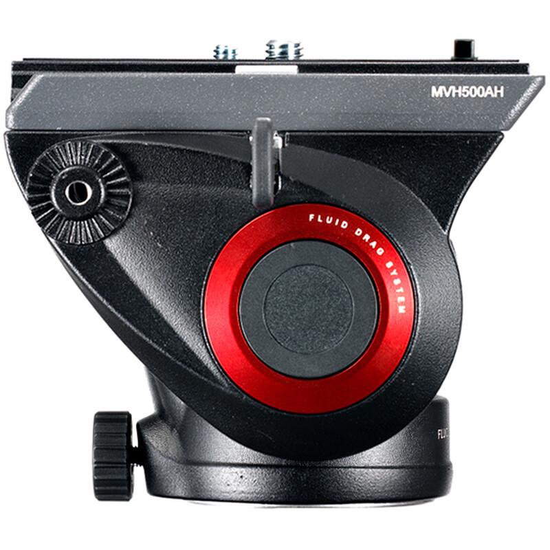Manfrotto 500 FLUID Videoneiger