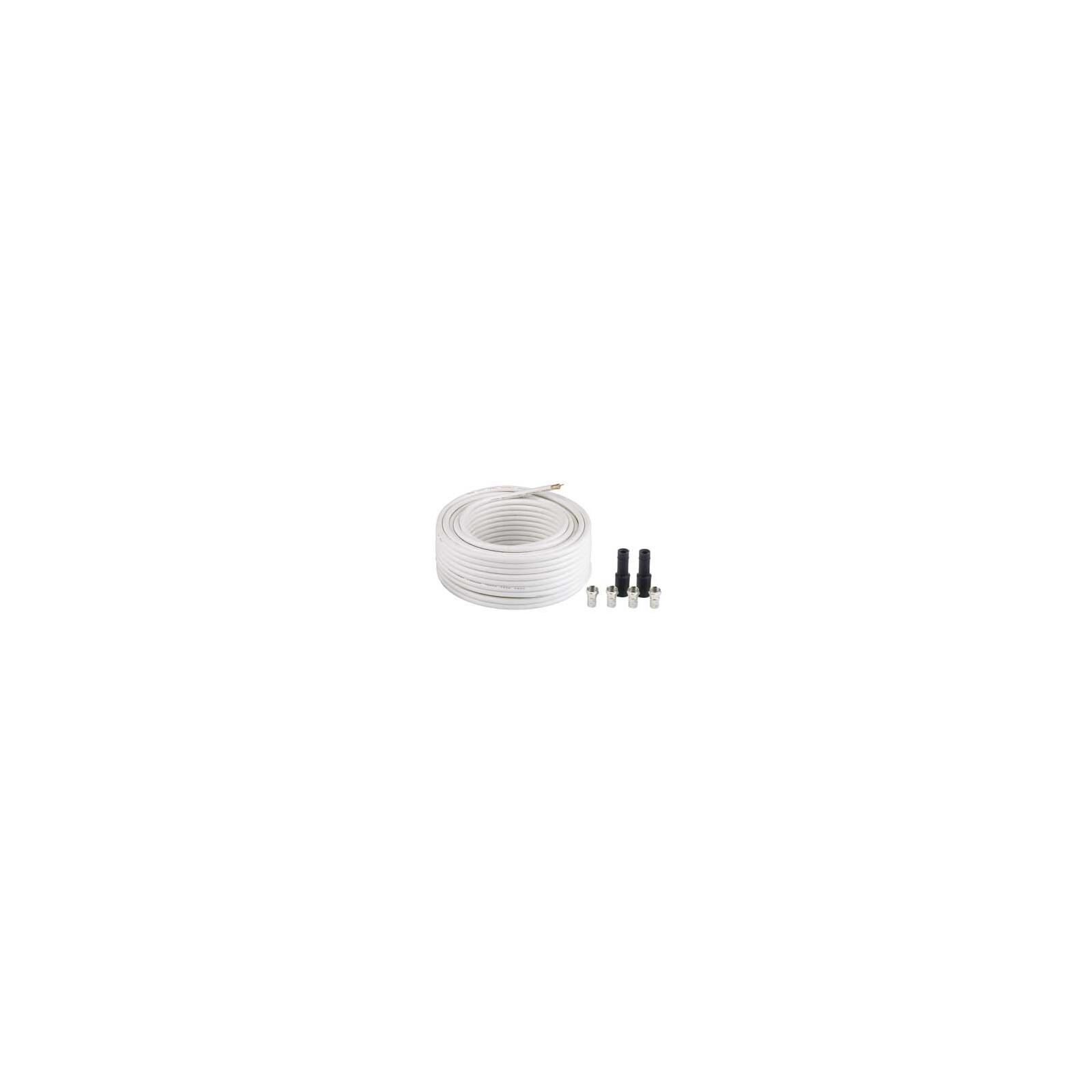 "Hama 56661 SAT-Anschluss-Kit ""Digital"", 100 dB, 20 m"