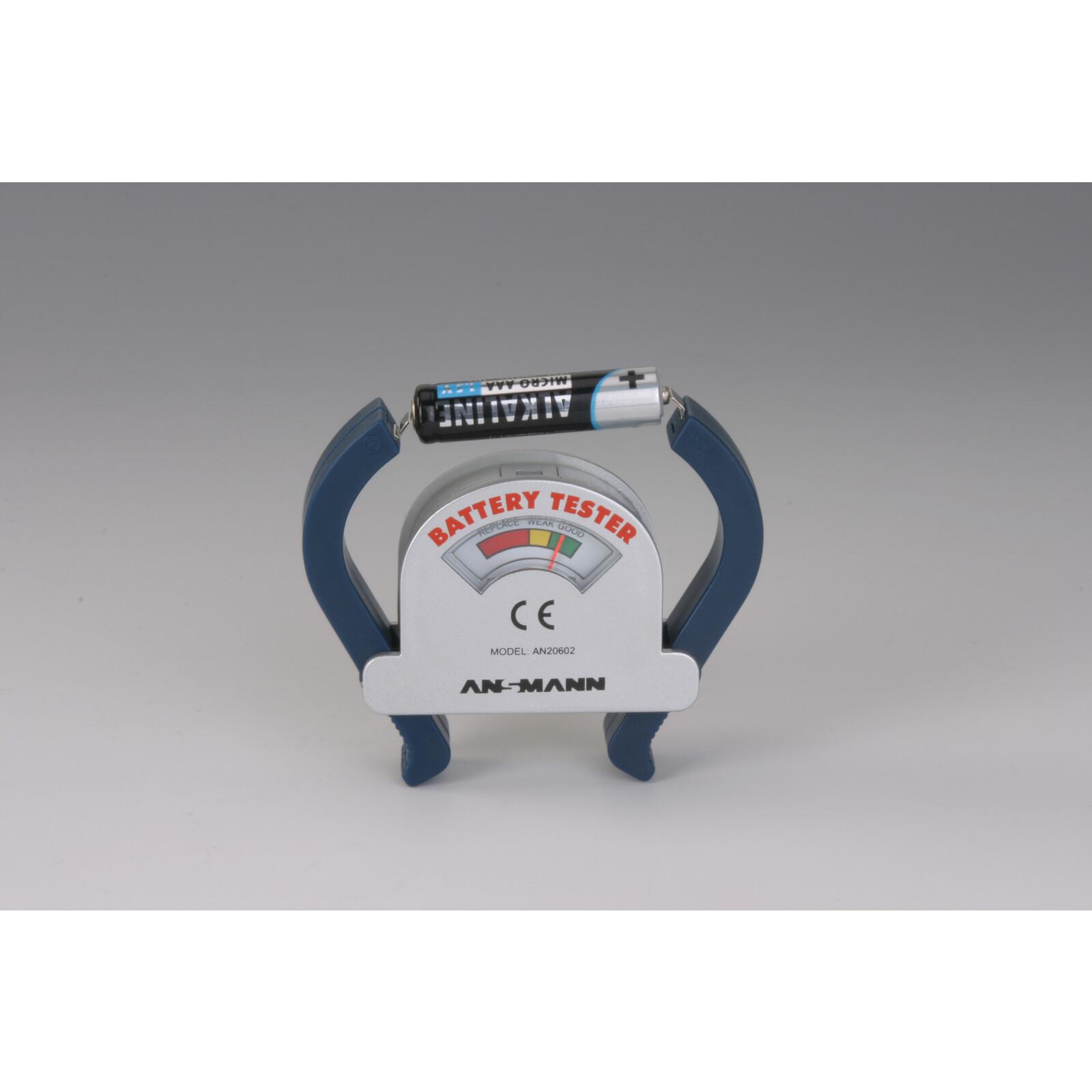 Ansmann Batterietester