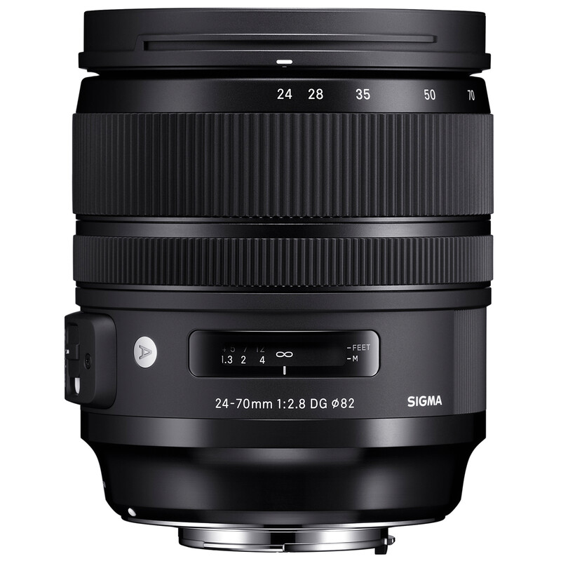 Sigma ART 24-70/2,8 DG OS HSM Canon
