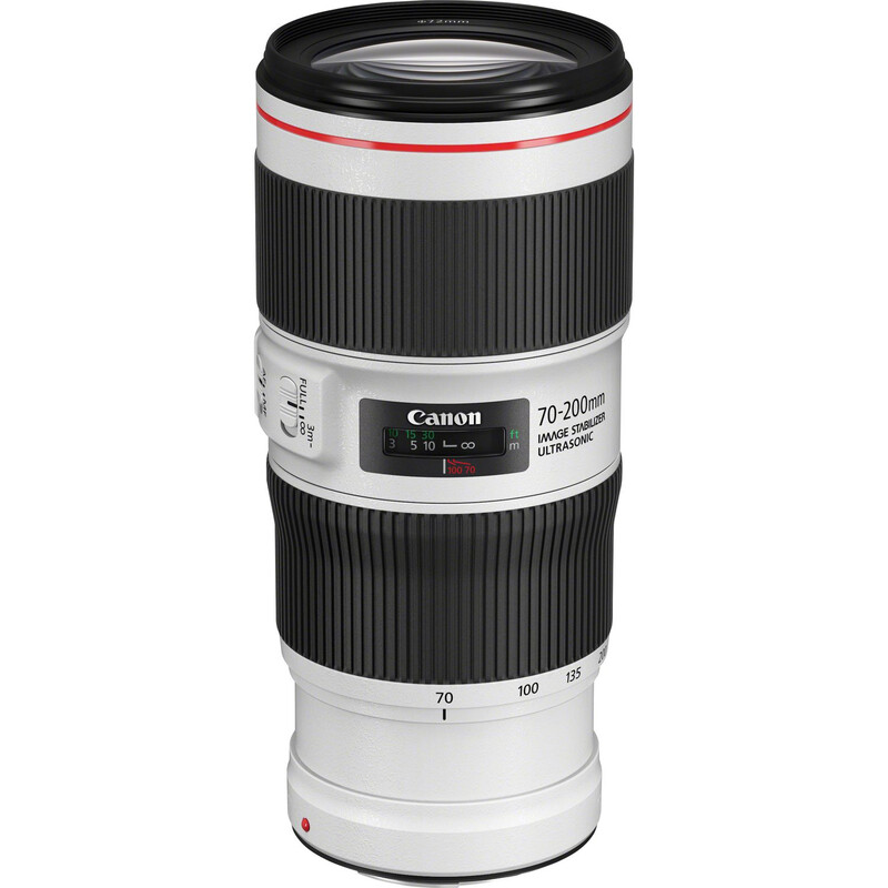Canon EF 70-200/4L IS II USM