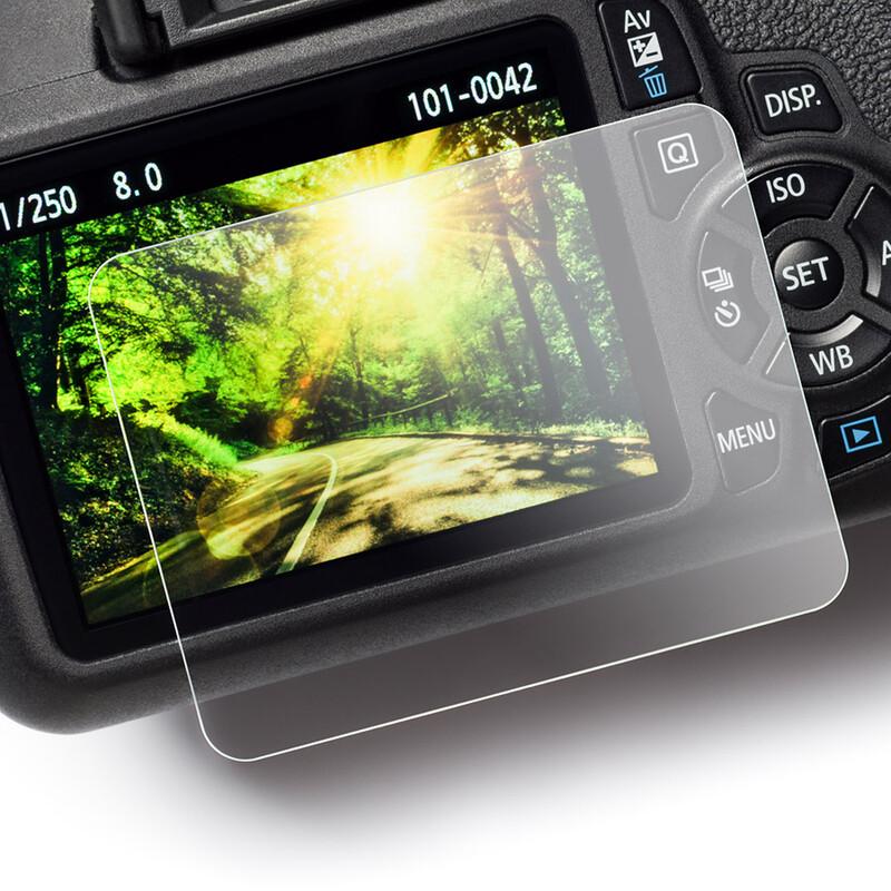 EasyCover Glasfolie Canon 6D