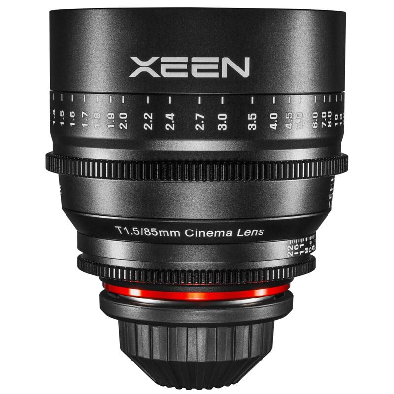 XEEN Cinema 85/1,5 PL Vollformat