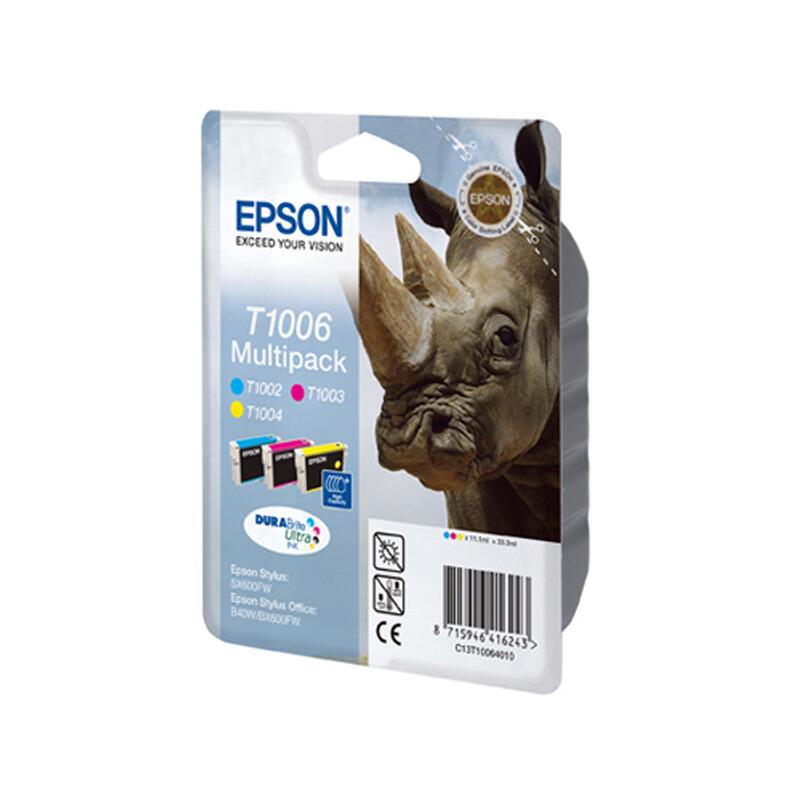 Epson T006 Tinte Color 33,3ml