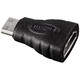 Hama 34620 Mini HDMI Kompaktadapter