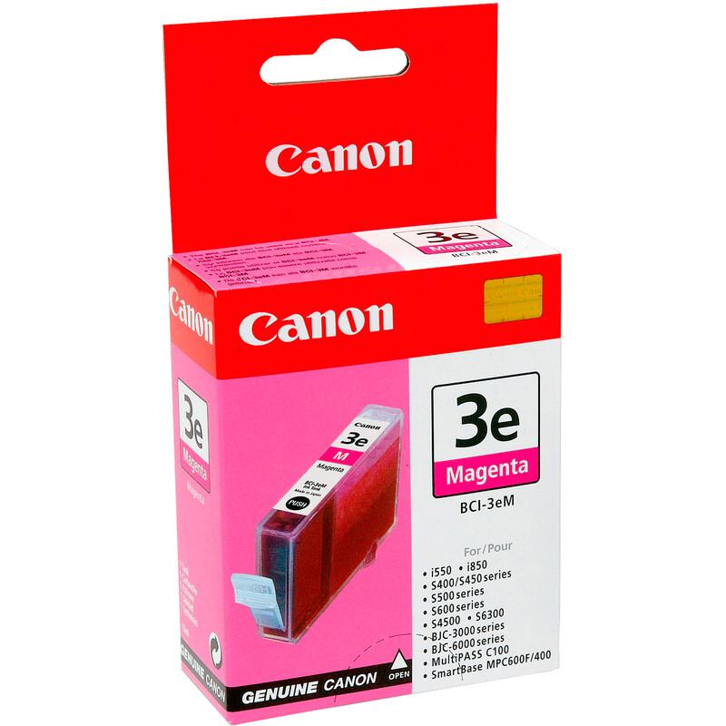Canon BCI-3EM Tinte magenta 13ml