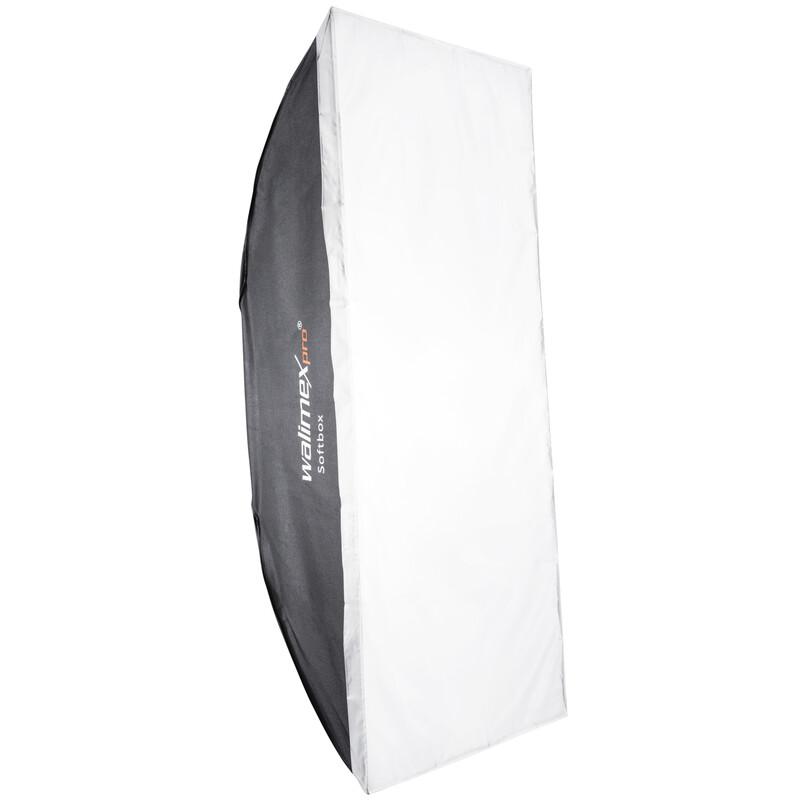 walimex pro Softbox 75x150cm für  & K